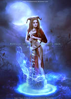 Warrior of light by MirellaSantana