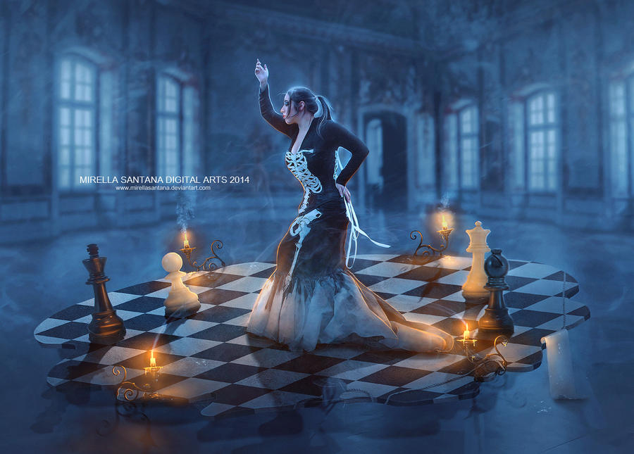 Check Mate: Game Over by MirellaSantana
