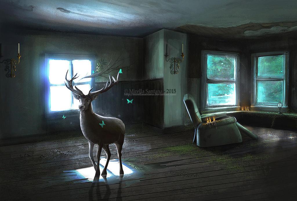 Life in Dead Zone by MirellaSantana