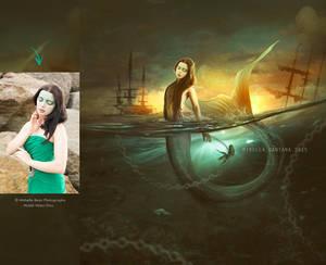 The Siren's Song by MirellaSantana