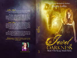 Book Cover - Jewel of Darkness by MirellaSantana
