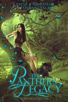Book Cover - THE PANTHERS LEGACY