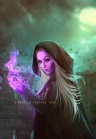 Book Cover - The Queens Viper by MirellaSantana
