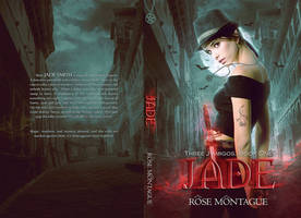 Book Cover - JADE by MirellaSantana