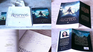 Printed Book Cover - Desvendando Princesas
