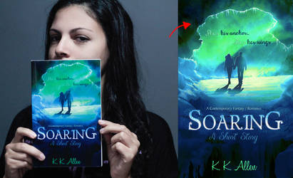 Book Cover - SOARING