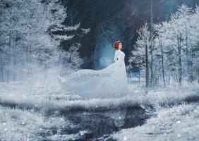 Snow Queen by MirellaSantana
