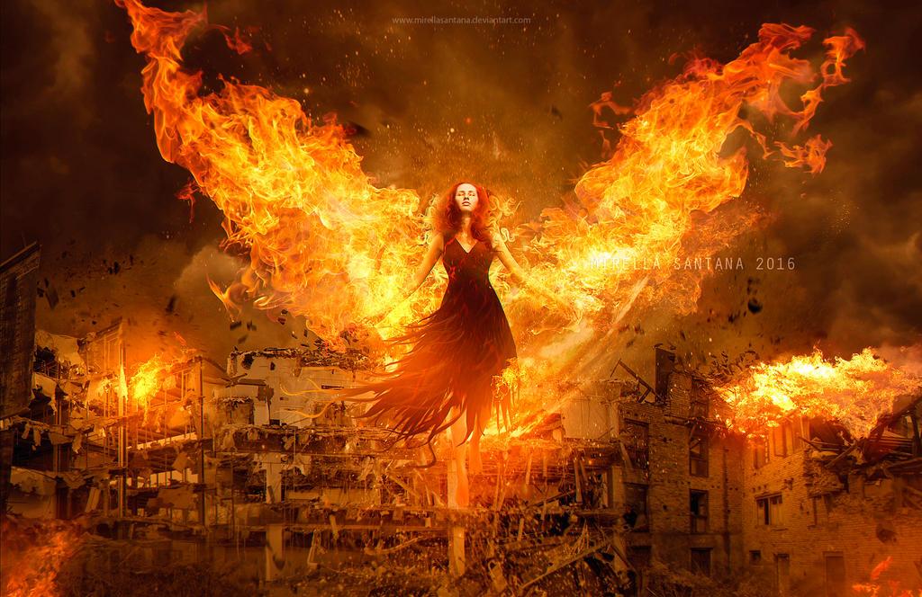 Phoenix by MirellaSantana