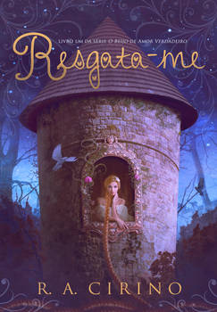 Book Cover - Resgata me