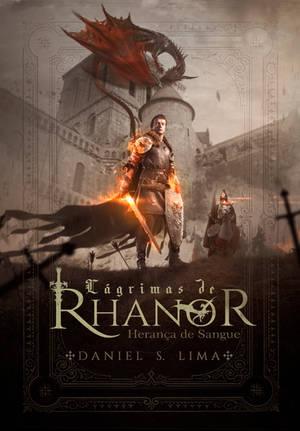 Book Cover - Lagrimas de Rhanor by MirellaSantana
