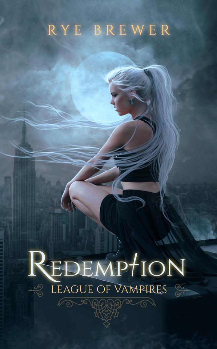 Fantasy League Book Cover ~ Book cover i redemption by mirellasantana on deviantart