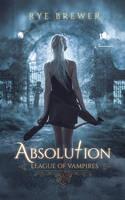 Book Cover III - Absolution by MirellaSantana