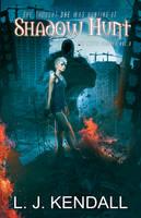 Book Cover III - Shadow Hunt by MirellaSantana