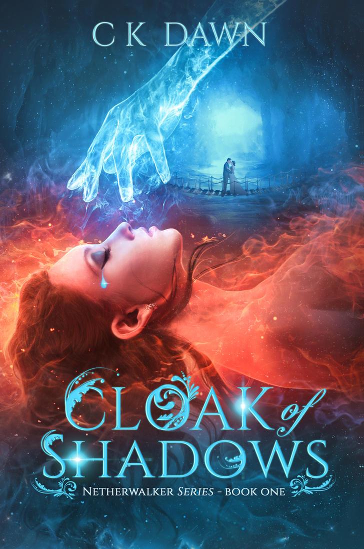 Book Of Shadows Cover Art : Book cover i cloak of shadows by mirellasantana on