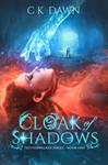 Book Cover I - Cloak Of Shadows