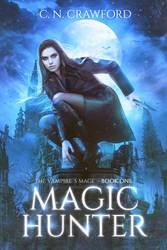 Book Cover I - Magic Hunter