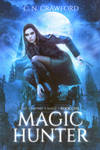 Book Cover I - Magic Hunter