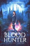 Book Cover III - Blood Hunter