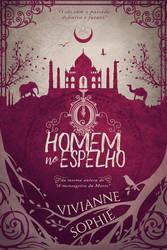 Book Cover - O Homem no Espelho by MirellaSantana