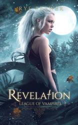 BOOK COVER V - REVELATION by MirellaSantana