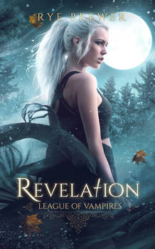 BOOK COVER V - REVELATION