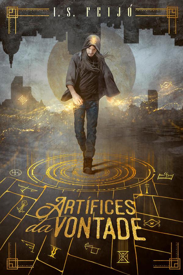Book Cover - Artifices da Vontade by MirellaSantana