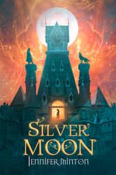 Book Cover II - Silver Moon by MirellaSantana