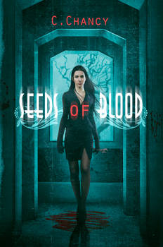 Book Cover II - Seeds Of Blood