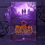 Book Cover -  O misterio dos Suicidas
