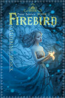Book Cover II - Firebird by MirellaSantana