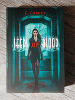 Book Cover - Seeds Of Blood printed by MirellaSantana