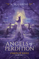 Book Cover II - Angels of Perdition by MirellaSantana