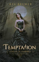 BOOK COVER VIII -TEMPTATION by MirellaSantana
