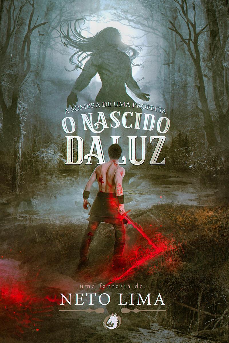 Book Cover - O nascido da Luz by MirellaSantana
