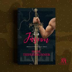 Book Cover II - La Fusion by MirellaSantana