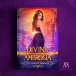 Book Cover I - Divine Ambrosia