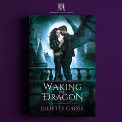 Book cover - Waking the Dragon by MirellaSantana