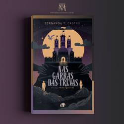 Book Cover - Nas garras das Trevas by MirellaSantana
