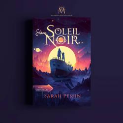 Book cover - Soleil Noir by MirellaSantana
