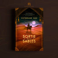 Book Cover - Sortie des Sables