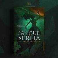 Book cover - Sangue de Sereia