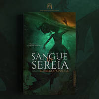 Book cover - Sangue de Sereia