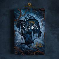 Book cover - A rainha Negra
