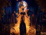 Samhain by Makerva
