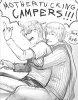 APH: FUCKING CAMPERS
