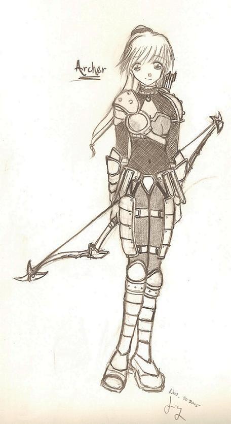 Rakion archer by jester586