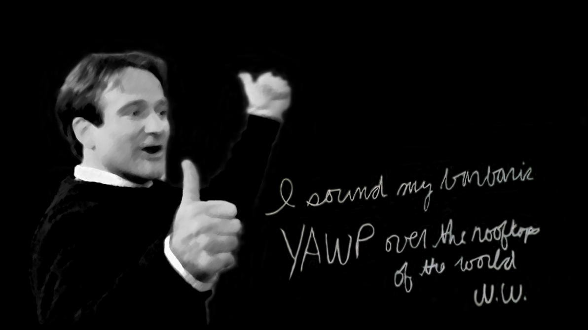 Image result for dead poets society yawp