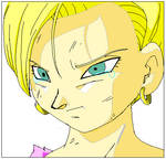 Android 18 DBGT