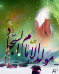 imam sajad by almosamm