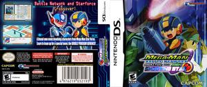 Mega Man Battle Network Operation Shooting Star